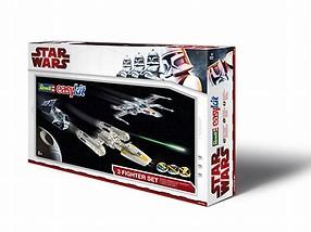Revell statki kosmiczne gwiezdne wojny zestaw dla fanów star wars modele do sklejania
